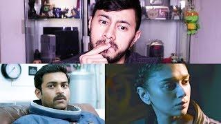 dRuNkk  REACTION!   ANTARIKSHAM trailer   Aditi Rao   Varun Tej