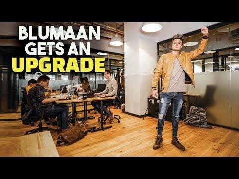 BluMaan is Getting BIGGER & BETTER | BluMaan Vlog 2018