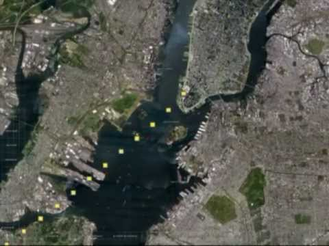 911 Flight 175 Radar Data 3D Analysis by Richard D Hall