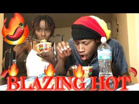 Xxx Mp4 Blazing Hot Spicy Noodle Challenge 3x's The HEAT 3gp Sex