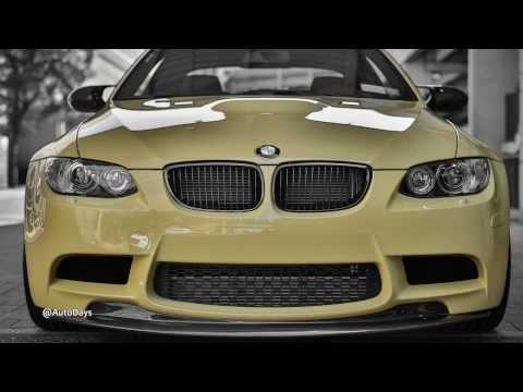 Official BMW E92 M3 Dakar Yellow by Mode Carbon