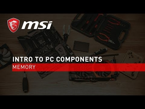 Intro to PC Components: Memory | #YesWeBuild | MSI