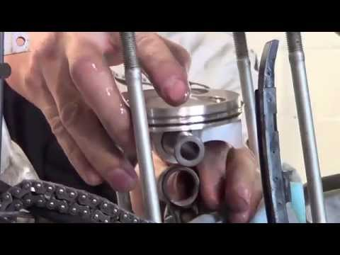 DIRT BIKE - Cylinder and Piston Replacement / Service CRF 250 450 R