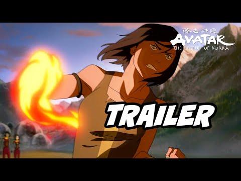 Legend Of Korra Season 4 Balance Trailer Footage Explained