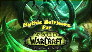 World Of Warcraft Did You Knowlegion Heirlooms