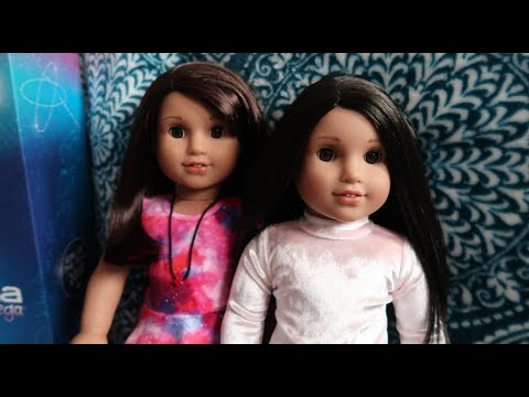 Comparison: American Girl Luciana Vega and Truly Me 66!