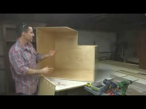 Kitchen Cabinets: Building A Lazy Susan