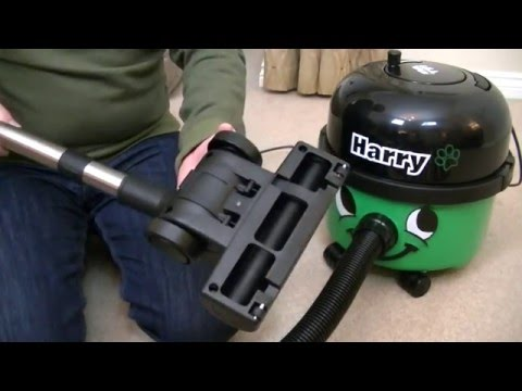 Numatic Harry HHR200 Pet Vacuum Cleaner with Hairobrush Unboxing & First Look