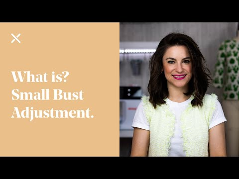 What Is? SBA (Small Bust Adjustment)
