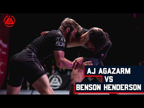 Benson Henderson vs AJ Agazarm - Polaris 6 Full Match