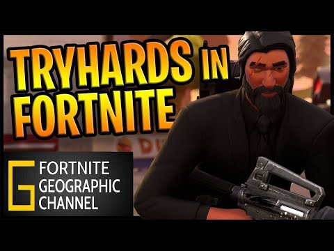 Fortnite Geographic | The Tryhards of Venus | Replay mode cinematic