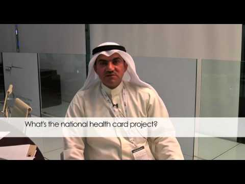 National Health Card in Kuwait with KBF Technologies and Evolis