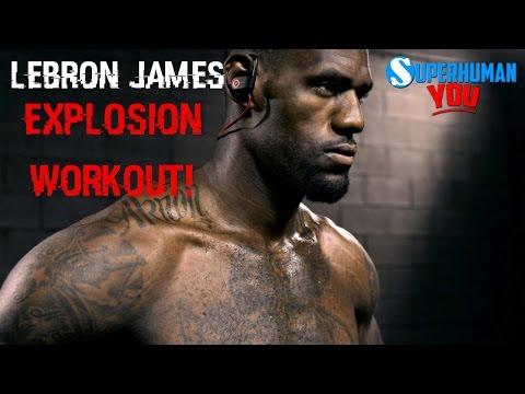Lebron James Workout | Off-Season Lebron James Workout Routine (Bigger, Faster, Stronger!)