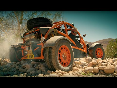 Matt LeBlanc Reviews The Ariel Nomad | Top Gear