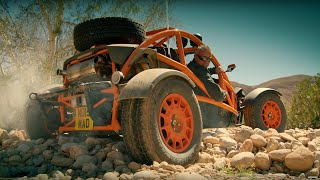 Matt LeBlanc And The Ariel Nomad - Top Gear: Series 23 - BBC