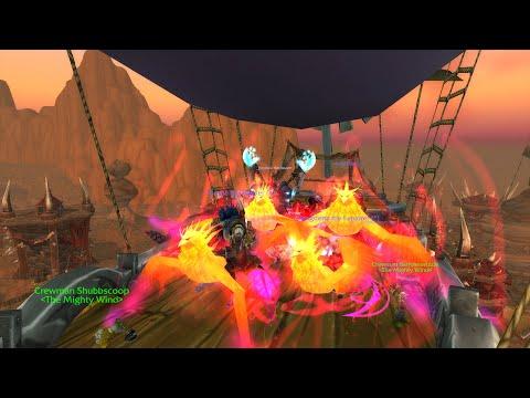 World of Warcraft Mount Drop Compilation