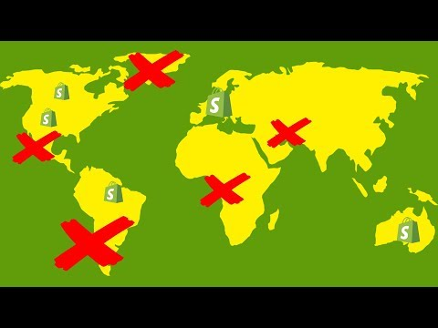 Don't Target These Countries With Shopify & Facebook Ads