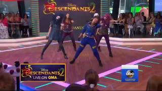 Descendants 2   'Ways To Be Wicked' & 'What's My Name' (Live Version)