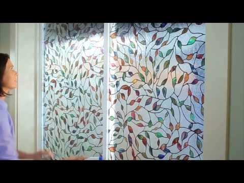 How to Apply Artscape Window Film