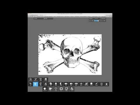 EPISODE 1: Crop & Resize images with online tool - Pixlr