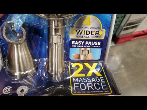 Costco! Waterpik Handheld Shower Head $39!!!