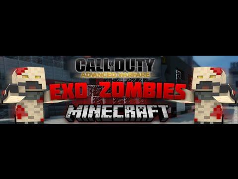 Exo Zombies in Minecraft Xbox (1)