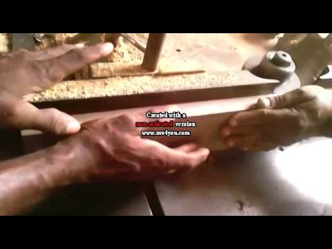BIRAMHA Moulding Blades (WOOD)