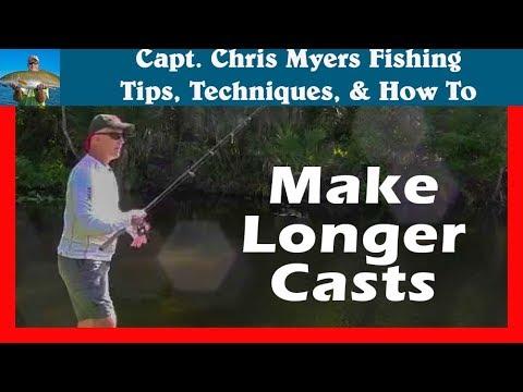 Spinning Rod & Reel Tips - Overhand Casting for Distance
