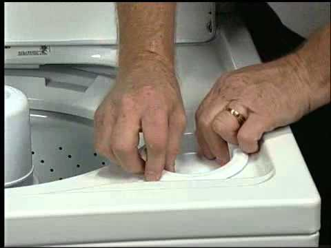 How to clean your washer, check water hoses & washer moving and storage