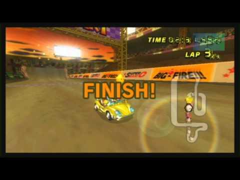 [MKWii] ξvε Karting ww races 2