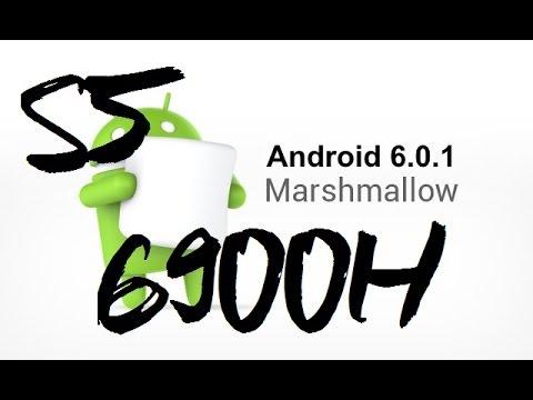 COMO INSTALAR ANDROID MARSHMALLOW 6.O.1 EN EL S5 G900H
