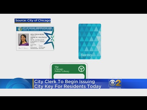 Chicago Offers New 3-In-1 CityKey Card