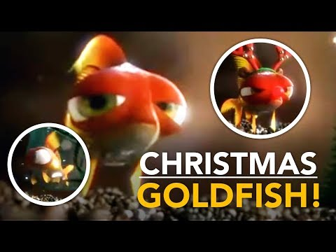 THE CHRISTMAS GOLDFISH