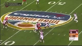 Clemson vs Oklahoma 2015