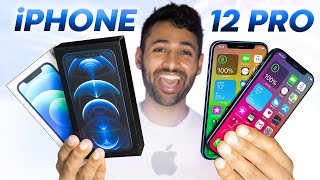iPhone 12 / 12 Pro Unboxing - ft MKBHD!
