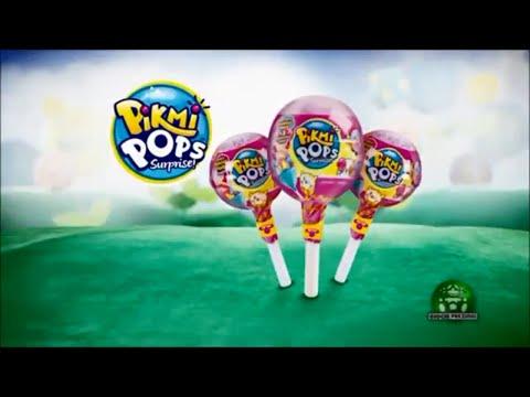 Pikmi Pops - Γλειφιτζούρια Έκπληξη
