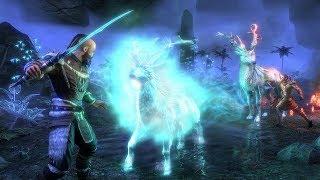 The Elder Scrolls Online: Wolfhunter Dev Team Dungeon Run