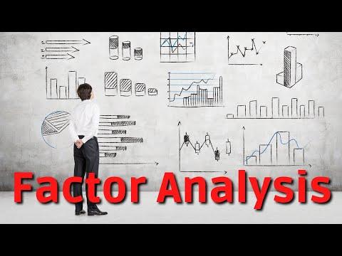 Confirmatory Factor Analysis - Part 1 (Psychology, Statistics, Research Methods)