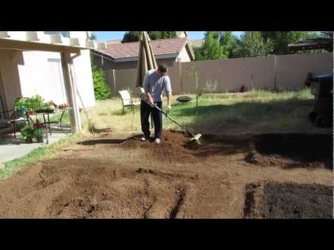How to build your own backyard garden - Part 1