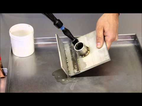 Capital Weld Cleaners - Weld cleaning brush