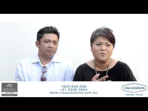 Lodge a Family Visa via Visa Solutions Australia