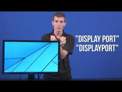 Display Connectors Explained! - Tech Tips