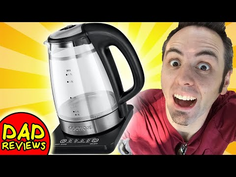 BEST ELECTRIC KETTLE | Coctione Electric Kettle Review