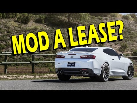 Can You Upgrade or Modify a Leased Car or Truck?