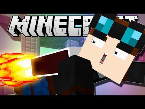 Minecraft   4 LEGGED SPIDER!!   Build Battle Minigame