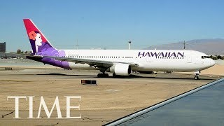Hawaiian Airlines Flight Makes Emergency Landing After Smoke Filled The Cabin | TIME