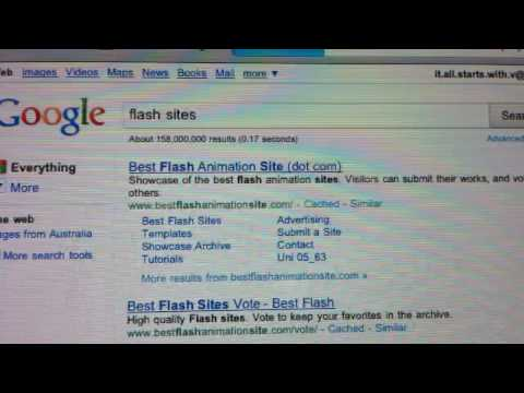 How To Get Adobe Flash On iPad, iPhone and iPod Tocuh!!