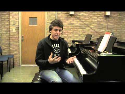 Not Becoming Bored at the Piano - Josh Wright Piano TV