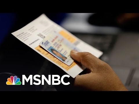 Appeals Court Stops Short Of Striking Down Texas Voter ID Law | MSNBC