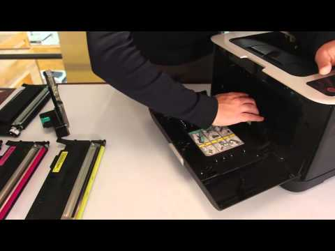 How To Replace Samsung CLTR407 Imaging Drum in Samsung CLP 325 or Similar Models